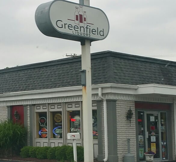 Greenfield Liquors: 1208 N State St, Greenfield, IN