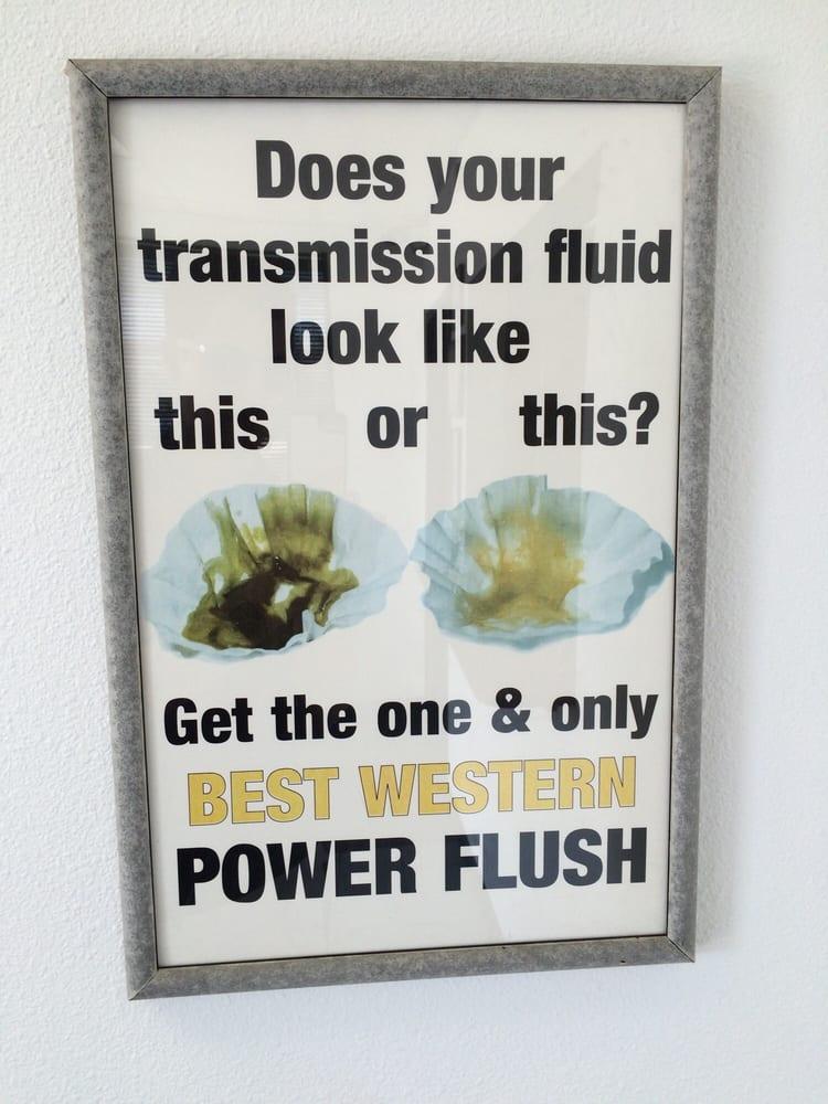 Best Western Transmission