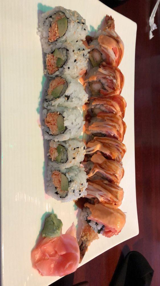 Osaka Steak and Sushi: 1660 Lareu St, Garden City, KS