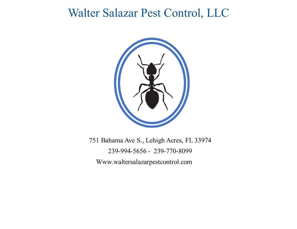 Walter Salazar Pest Control, LLC: Lehigh Acres, FL