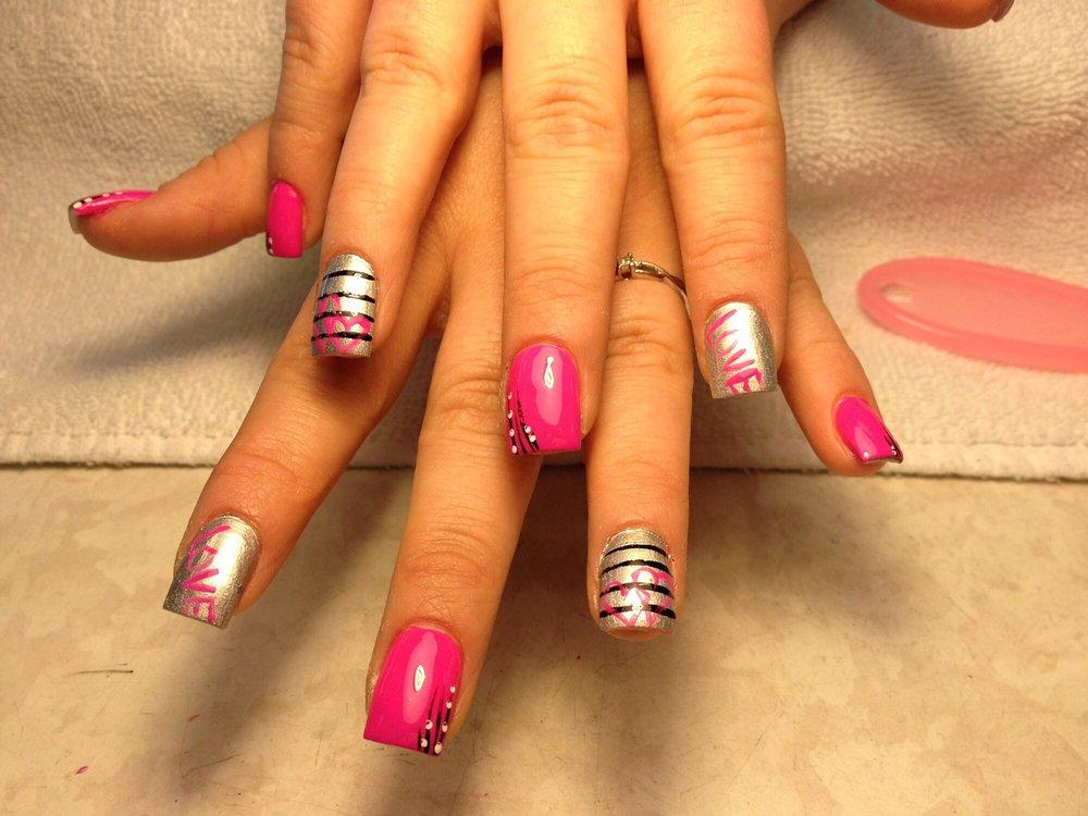New York Nails - 13 Photos - Nail Salons - 4865 W 3500th S, Salt ...