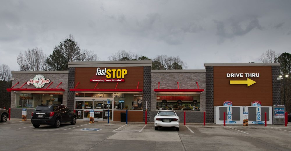 Shell Fast Stop 9: 1306 Highway 100, Centerville, TN