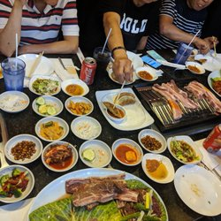 2 92 Town Korean Bbq
