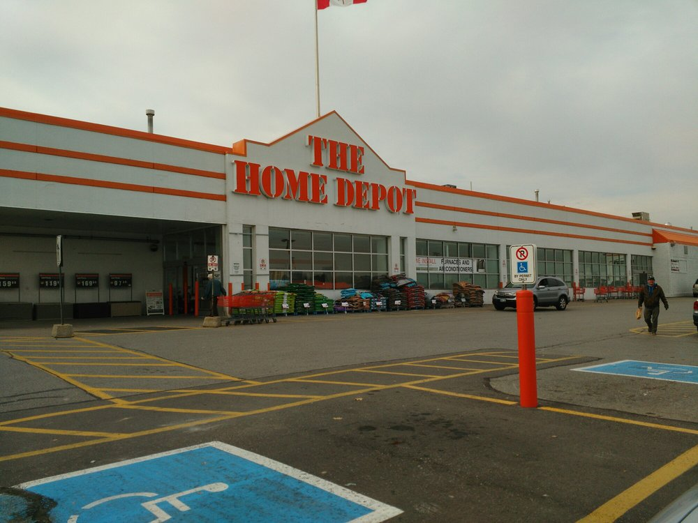 The home depot viveros y jardiner a 428 ellesmere road for Home depot jardineria