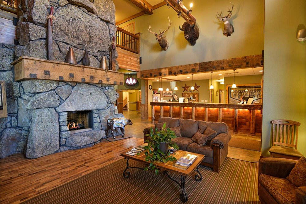 Three Bear Lodge: 217 Yellowstone Ave, West Yellowstone, MT