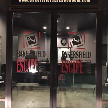 The Bakersfield Escape Room