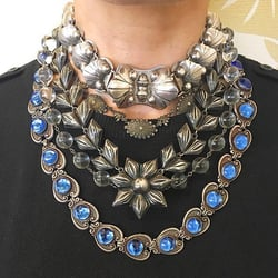 Photo Of Isadoras Antique Jewelry Seattle Wa United States Beautiful Vintage Silver