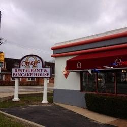 Photo Of Original Omega Pancake House And Restaurant Mundelein Il United States