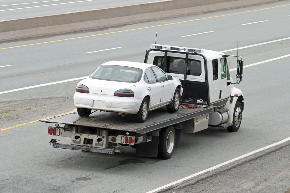 Towing business in Arden-Arcade, CA