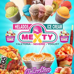 Helados Mexty 2 Ice Cream Frozen Yogurt 938 N Ventura Rd