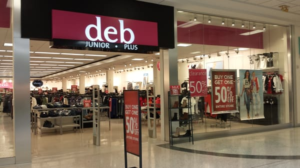 f7b1bd944ea Deb Shops - CLOSED - Women s Clothing - 3800 Merle Hay Rd