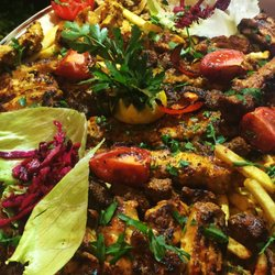 Lebanese food cardiff