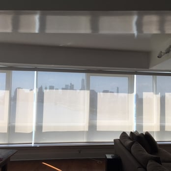 1 day window treatments 40 photos 25 reviews for Best motorized blinds reviews