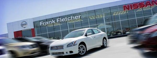 Frank fletcher nissan r paration auto 2327 south for Fletcher motors joplin mo