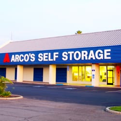 Good Photo Of Arcou0027s Self Storage   Stockton, CA, United States