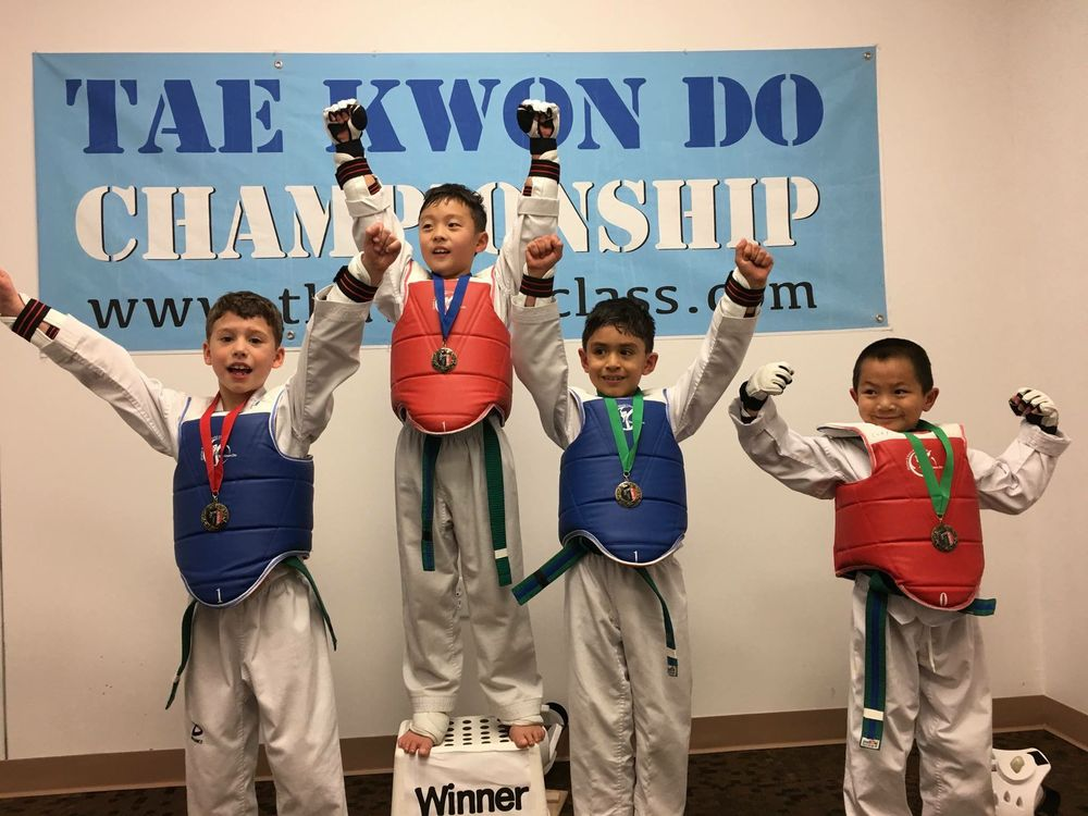 Master K Kim's World Class Tae Kwon Do: 8257 Arbor Square Dr, Mason, OH