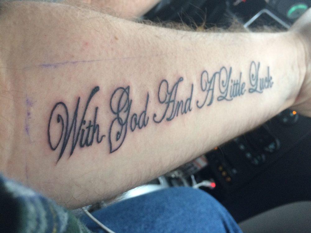 Top Gun Tattoo