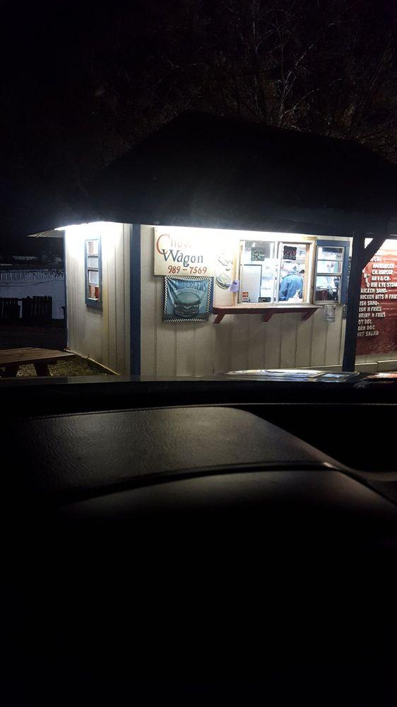 Chow Wagon: 241 W Main St, Henderson, TN