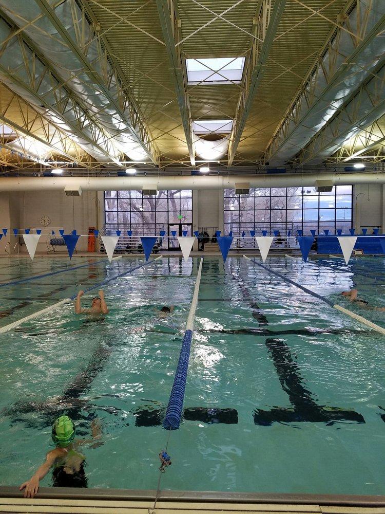 Carson Aquatic Facility