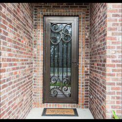 Photo of Maclin Security Doors - Memphis TN United States. Verona style security & Maclin Security Doors - 36 Photos - Door Sales/Installation - 5675 ...