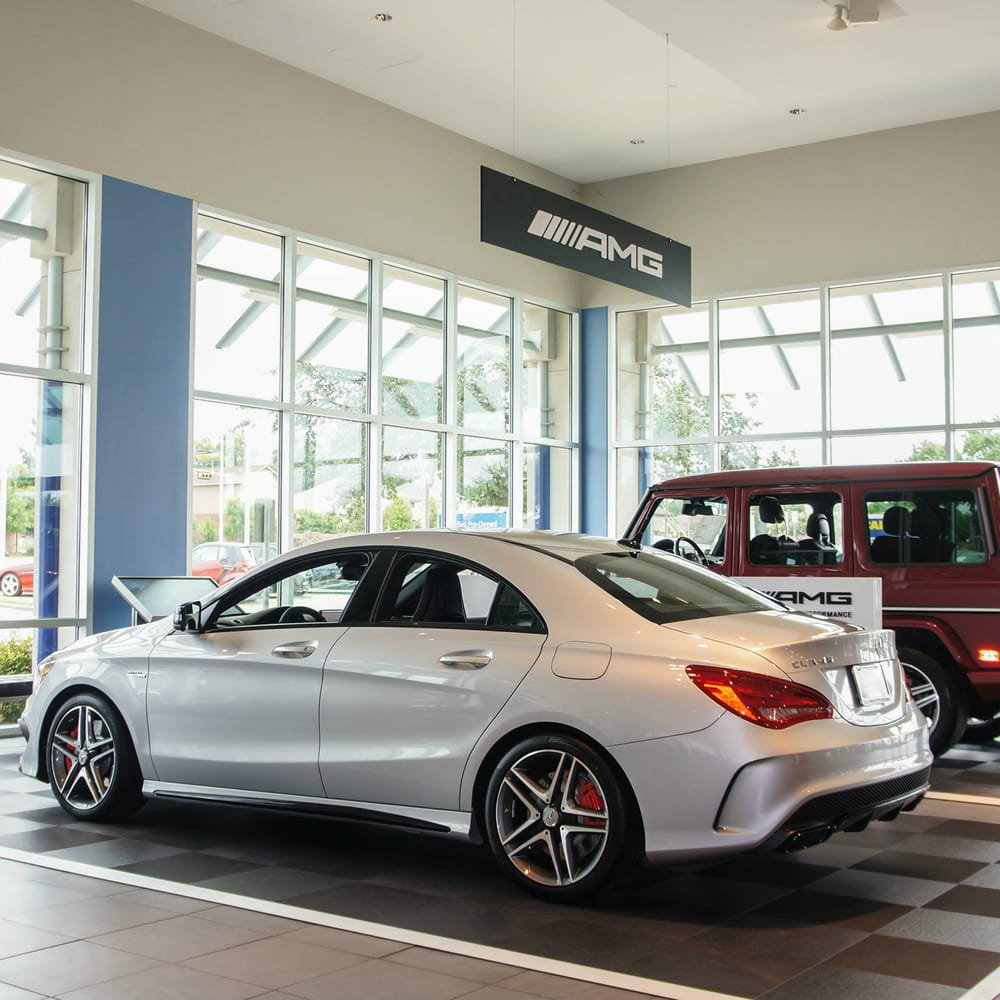 Photos for Mercedes Benz of Plano - Yelp