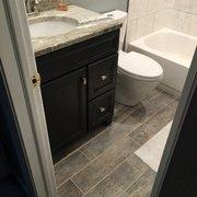 Beez Construction Photos Contractors Chesapeake VA - Bathroom remodeling chesapeake va
