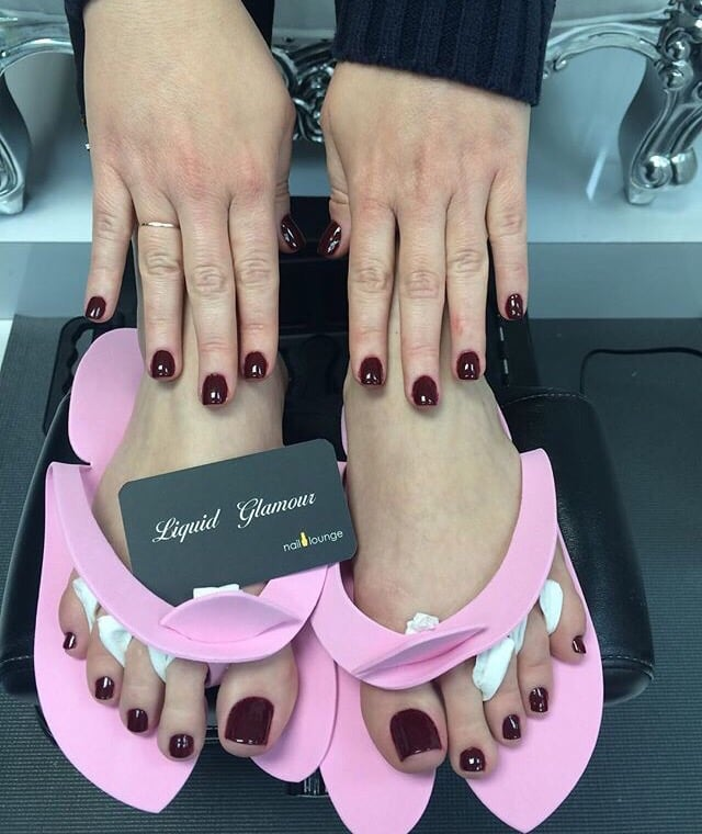The Nail Bar Miami: Perfect Mach Gel Done By Mercy !
