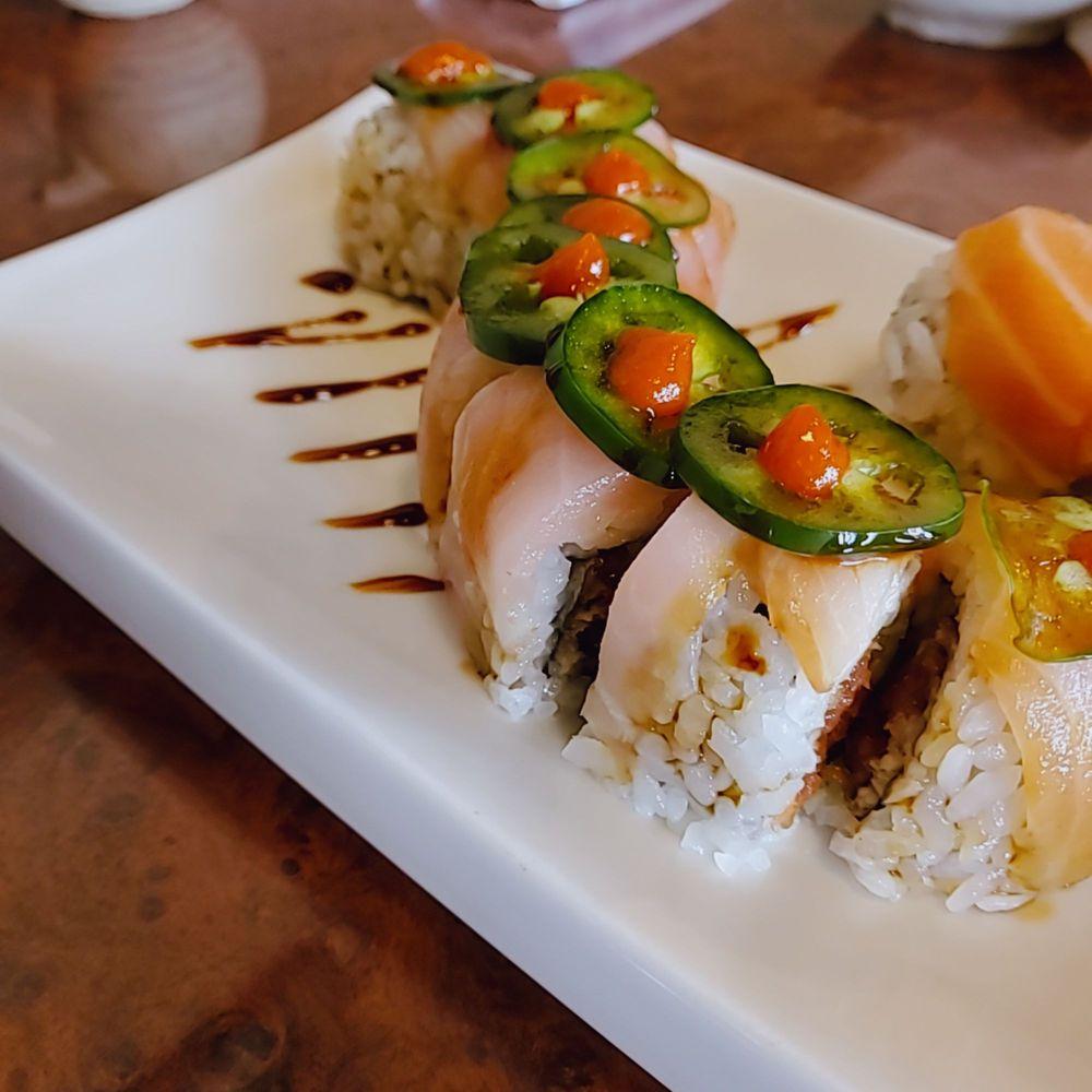 Sushi Castle: 729 Barranca Dr, Castle Rock, CO