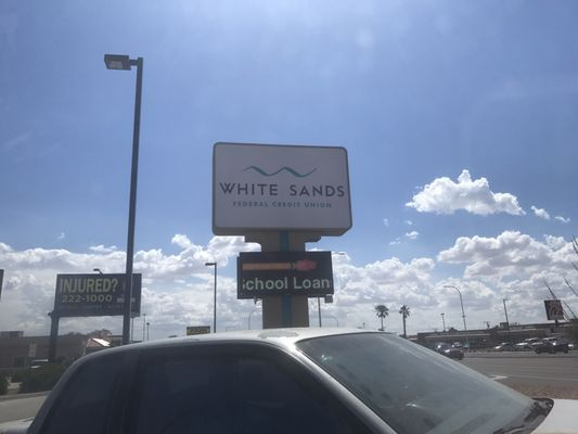 White Sands Federal Credit Union 2190 E Lohman Ave Las Cruces Nm