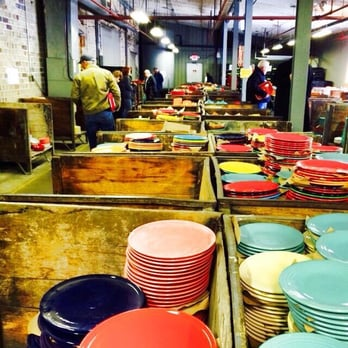photo of homer laughlin fiesta ware factory newell wv united states - Fiestaware Sale