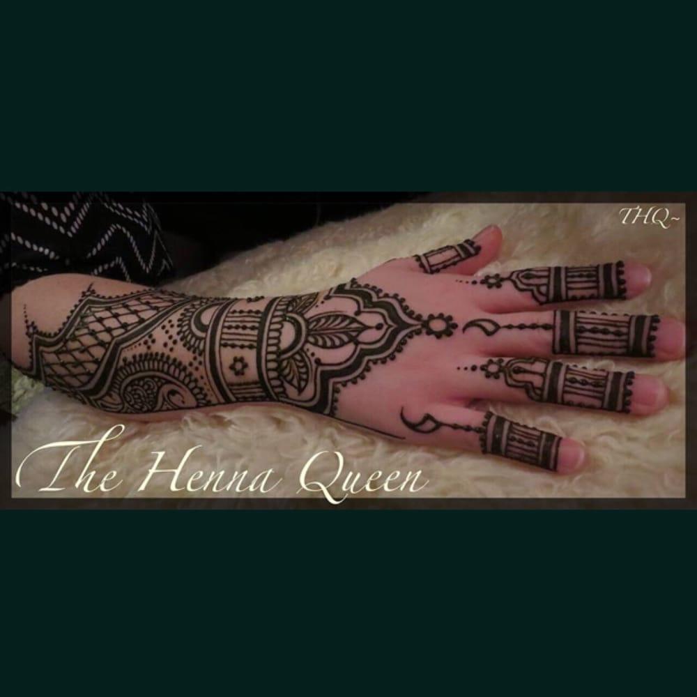 Henna Tattoo Queens : Henna queen makedes
