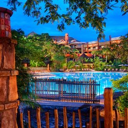 Photo Of Disney S Animal Kingdom Lodge Orlando Fl United States