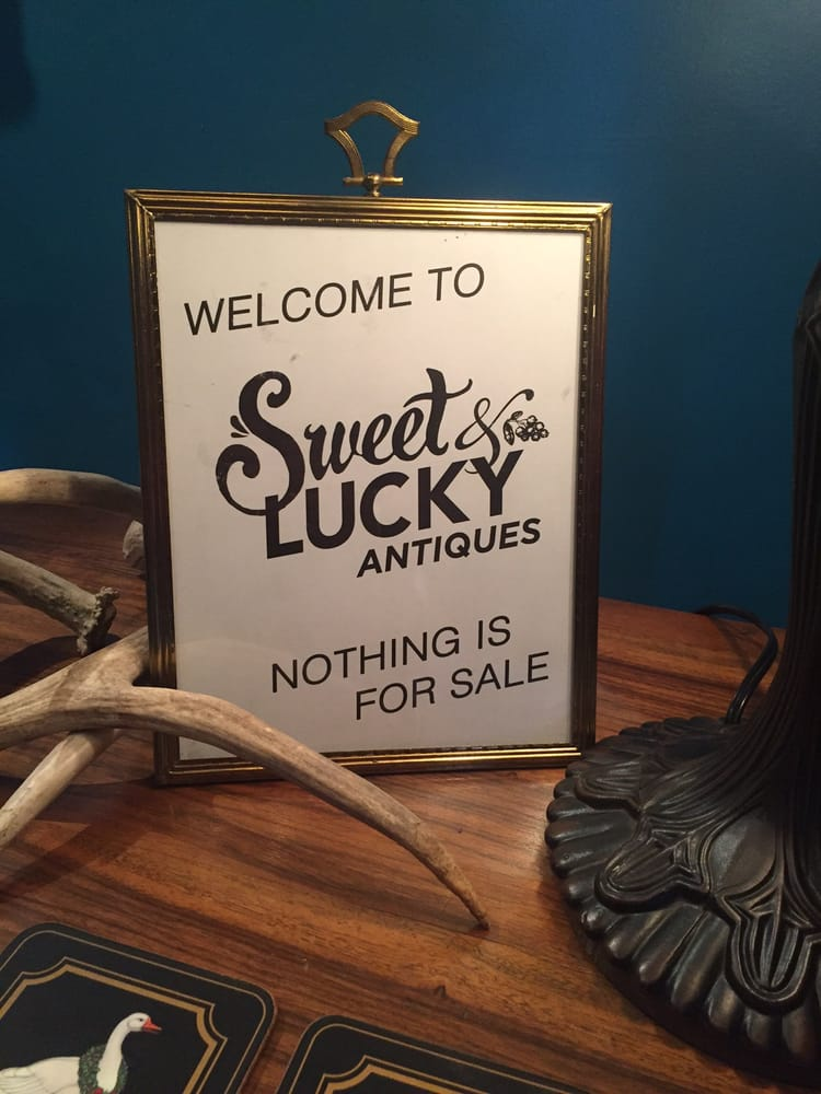 Sweet & Lucky Antiques