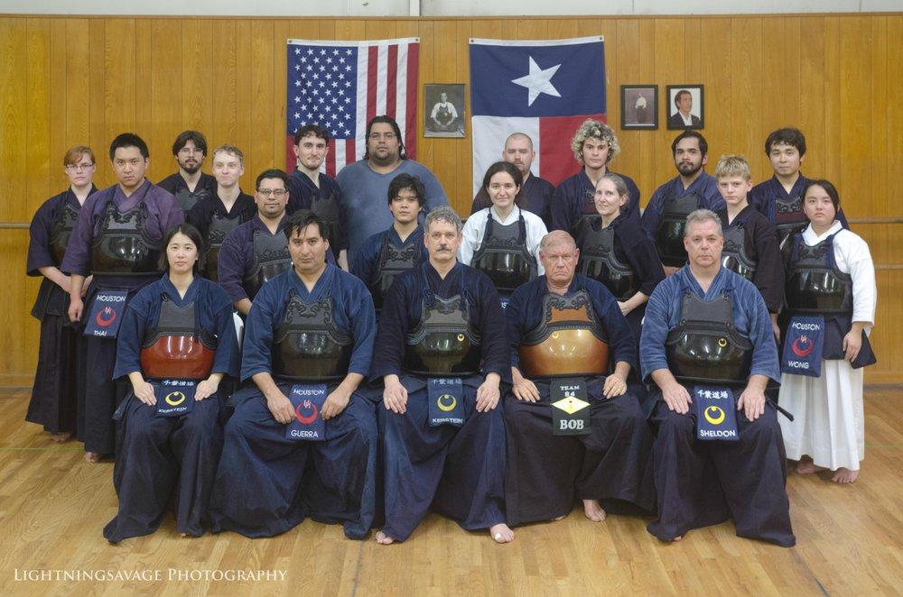 The Houston Kenshikan: 9902 Long Point Rd, Houston, TX