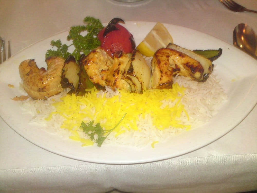 chicken shish kebab yelp