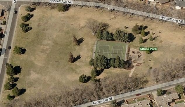 Altura Park Tennis Court