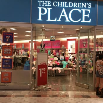 The children's place clothing store