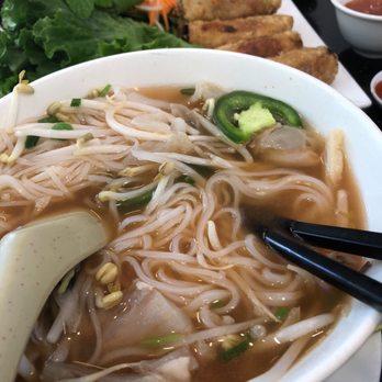 Pho Rowland Vietnamese Restaurant Rowland Heights Ca