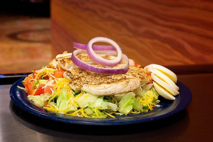 Fork Cafe: 1600 Hwy 81, Pocasset, OK
