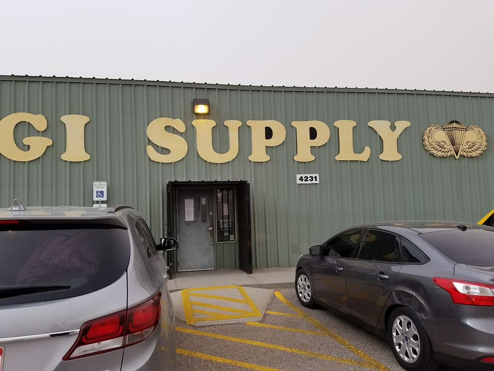 GI Supply: 4231 Fred Wilson Ave, El Paso, TX