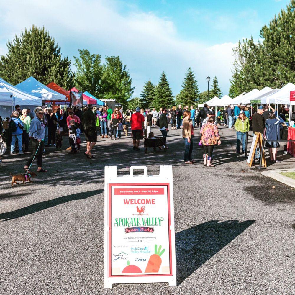Spokane Valley Farmers Market: 2426 N Discovery Pl, Spokane Valley, WA