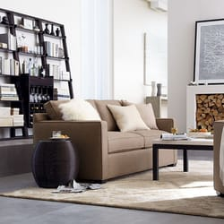 Photo Of Crate Barrel Westport Ct United States Davis Couch