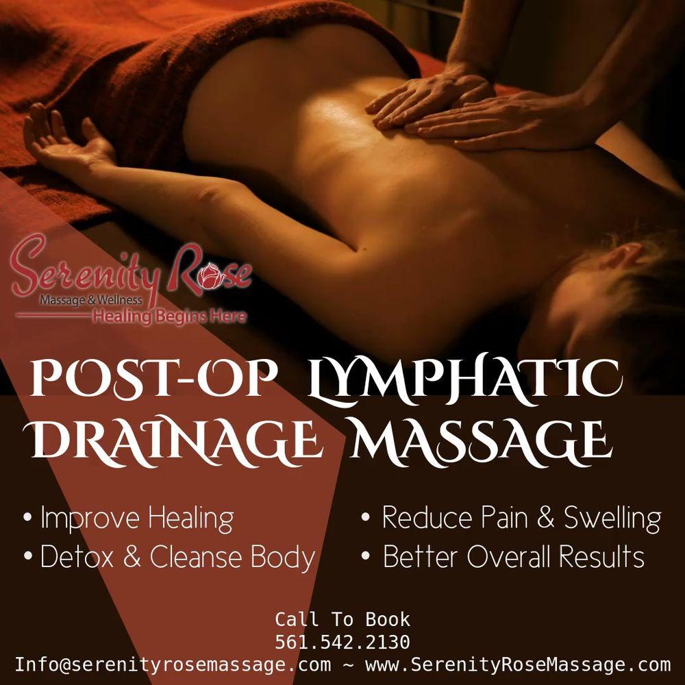 Serenity Rose Massage & Wellness: 7570 South Federal Hwy, Hypoluxo, FL