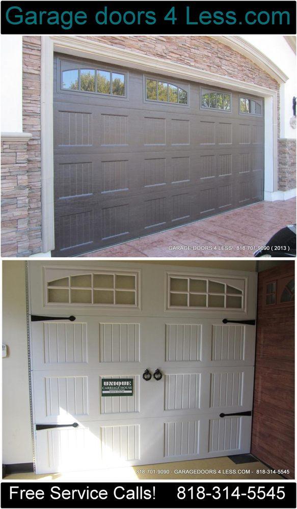 Photo Of Garage Doors 4 Less Winnetka Ca United States