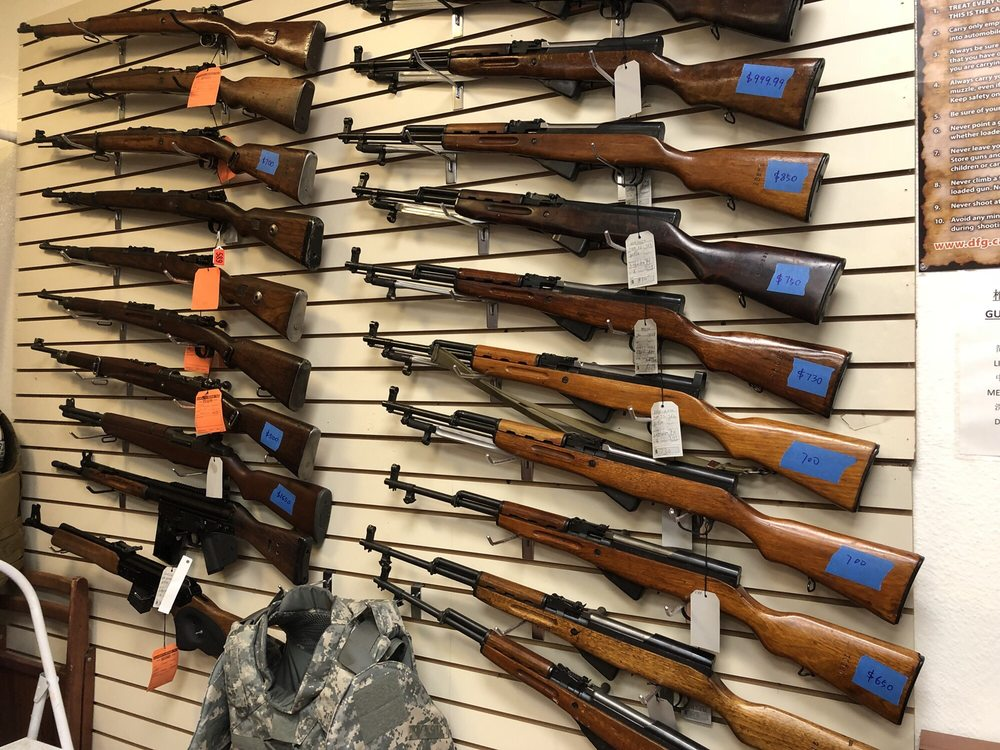 Rowland Sporting Goods/ Rowland Gunshop: 1725 S Nogales St, Rowland Heights, CA