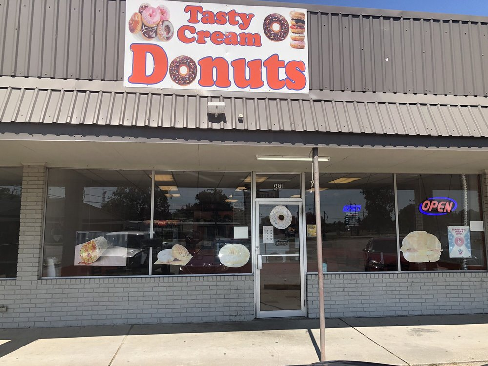 Tasty Cream Donut: 3427 Hwy 1S, Donaldsonville, LA