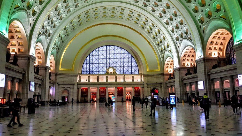 Union Station: 50 Massachusetts Ave NE, Washington, DC, DC