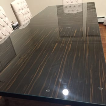 Awesome Photo Of Glass Table Top   New York, NY, United States