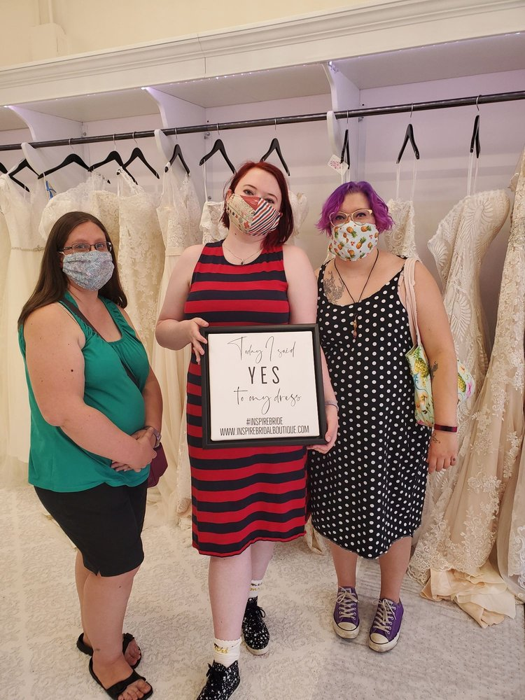Inspire Bridal Boutique: 508 1st N St, New Ulm, MN