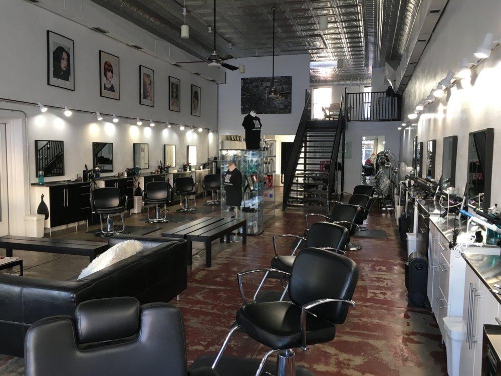 Salon 110: 110 S Waco St, Hillsboro, TX